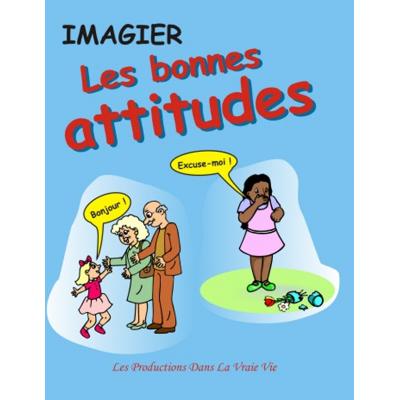 Livre : Imagier les bonnes attitudes