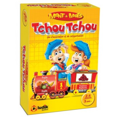 Mont-à-Mots: Tchou-Tchou