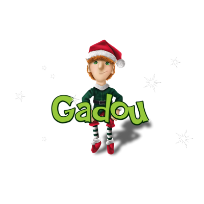 Lutin Gadou 14''