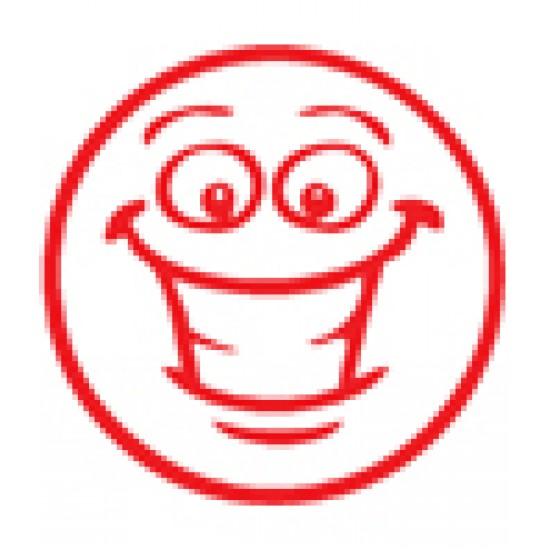 Estampe pré-encrée: Bonhomme sourire