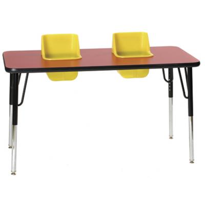 Table à deux sièges