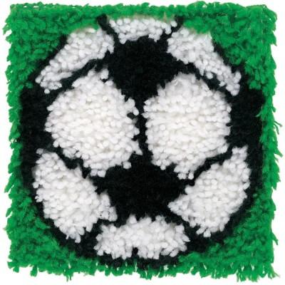 Crochet - Balle de Soccer 20x20cm