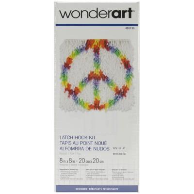 Crochet - Peace 20x20cm