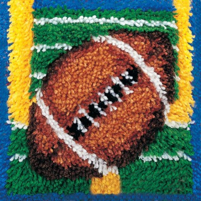 Crochet - Ballon de Football 30x30cm