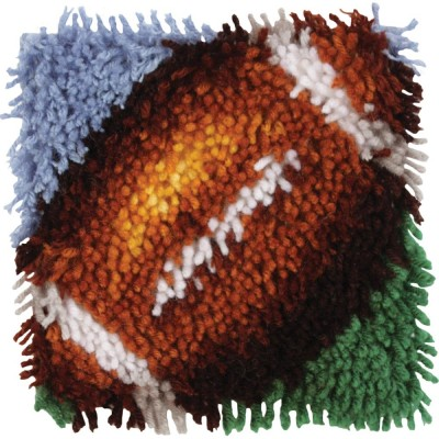 Crochet - Football 20x20cm