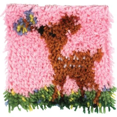 Crochet - Petit Faon 20x20cm