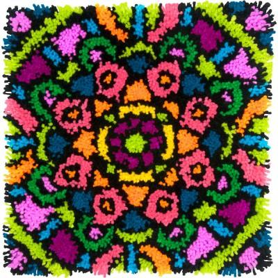 Crochet - Mandala 40x40cm