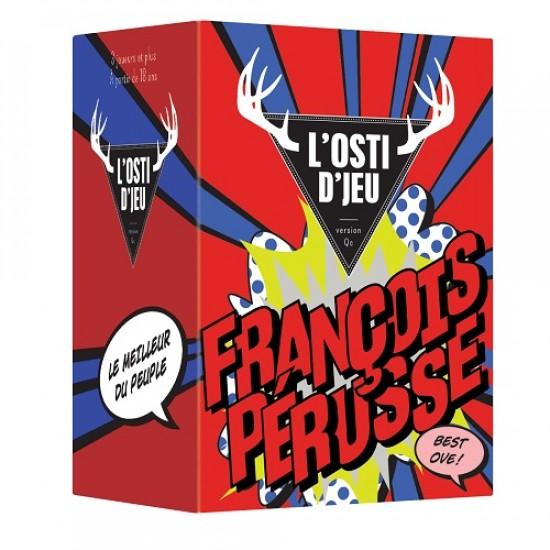 L'osti d'jeu: extension double François Pérusse