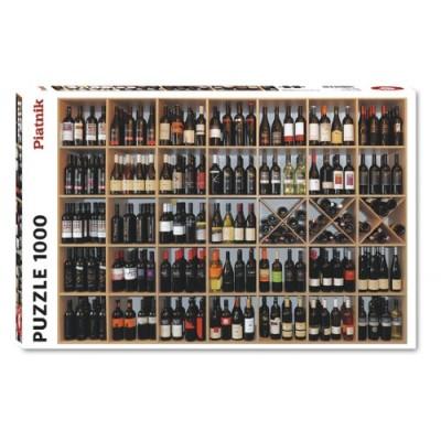 Casse-Tête /  1000 mcx : Galerie des Vins