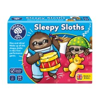 Paresseux Endormis (Sleepy Sloth)