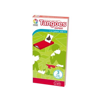 Tangoes : Tangram pour Experts