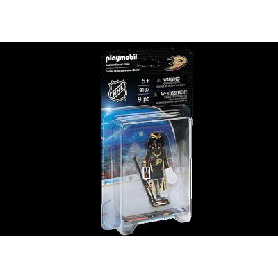 Playmobil - LNH Gardien de But Ducks #9187