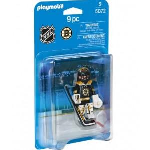 Playmobil - LNH Gardien de But Boston Bruins #5072
