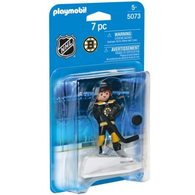 Playmobil - LNH Joueur de Boston Bruins #5073