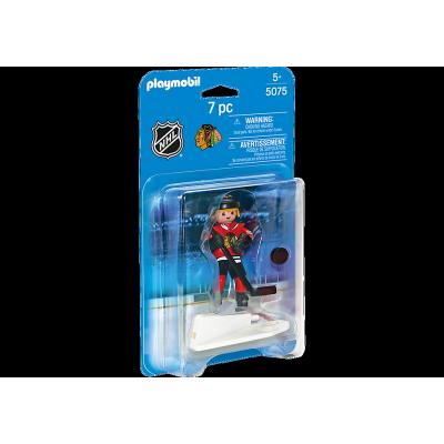 Playmobil - LNH Joueur de Chicago Blackhawks #5075