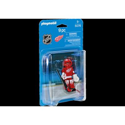 Playmobil - LNH Gardien de But Détroit Red Wings #5076