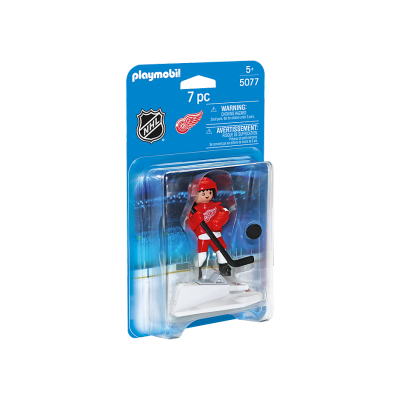 Playmobil - LNH Joueur de Détroit Red Wings #5077