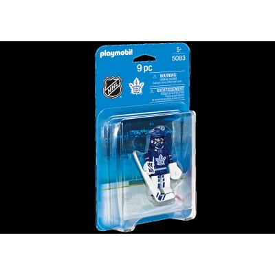 Playmobil - LNH Gardien de But Toronto Maple Leafs #5083