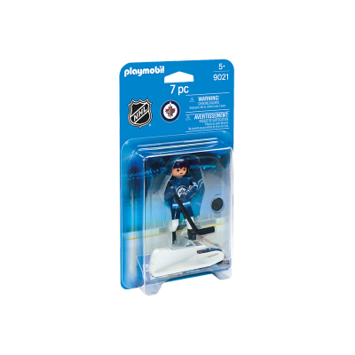 Playmobil - LNH Joueur de Winnipeg Jets #9021