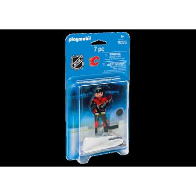 Playmobil - LNH Calgary Flames Player #9025