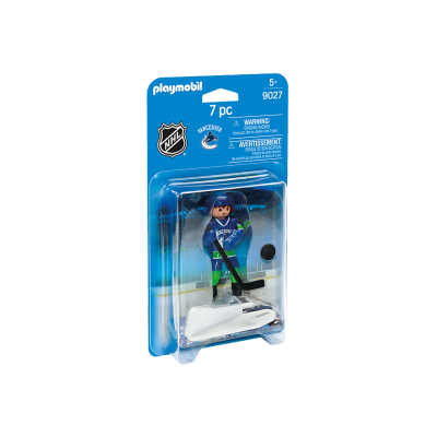 Playmobil - LNH Joueur Vancouver Canucks #9027