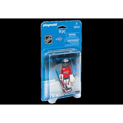 Playmobil - LNH Gardien de but des Washington Capitals #9034