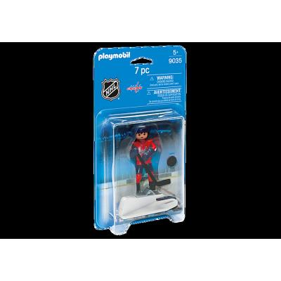 Playmobil - LNH Joueur des Washington Capitals #9035