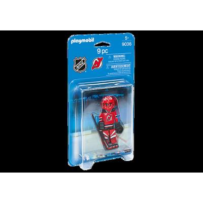 Playmobil - LNH Gardien de but des New Jersey Devils #9036