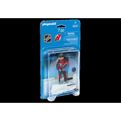 Playmobil - LNH Joueur des New Jersey Devils #9037