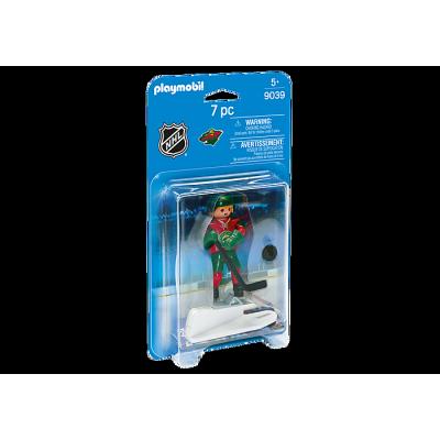 Playmobil - LNH Joueur du Minnesota Wild #9039