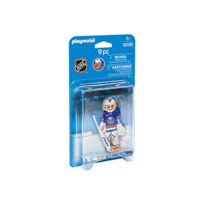 Playmobil - LNH Gardien de But New York Islander #9098