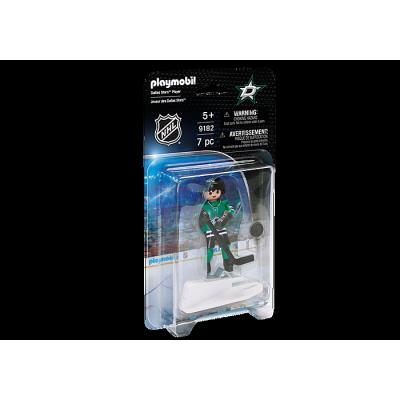 Playmobil - LNH Joueur des Dallas Stars #9182