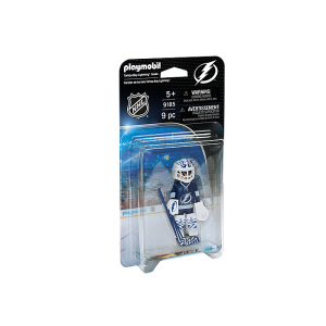 Playmobil - LNH Gardien de But Tampa Bay Lightning #9185