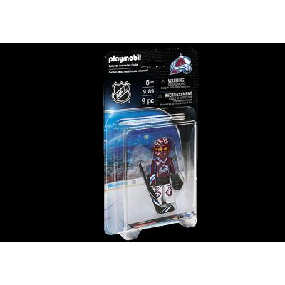 Playmobil - LNH Gardien de But Avalanche #9189