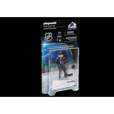 Playmobil - LNH Joueur du Colorado Avalanche #9190