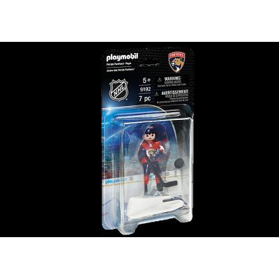 Playmobil - LNH Joueur des Florida Panthers #9192