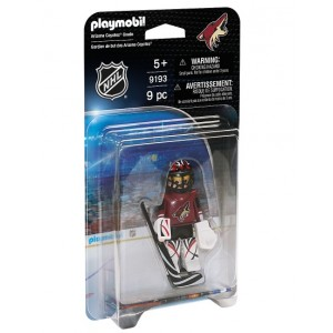 Playmobil - LNH Gardien Coyote d'Arizona #9193