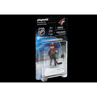 Playmobil - LNH Joueur des Arizona Coyotes #9194