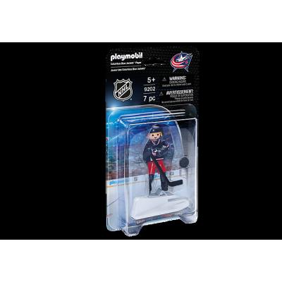 Playmobil - LNH Joueur des Columbus Blue Jackets #9202