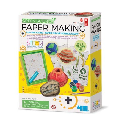 Green Science : Fabrication de Papier