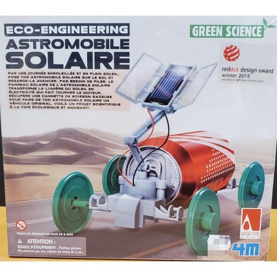 Astromobile solaire