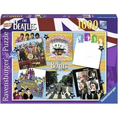 Casse-Tête / 1000 mcx : Beatles - Albums 1967-1970