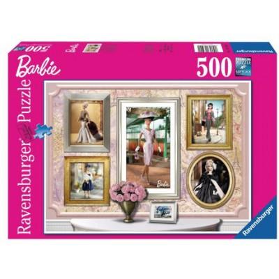 Casse-Tête / 500 mcx : Barbie - Mode Paris
