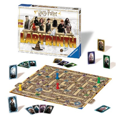 Labyrinthe - Harry Potter