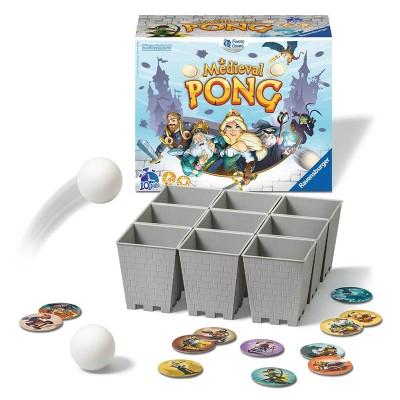 Médiéval Pong