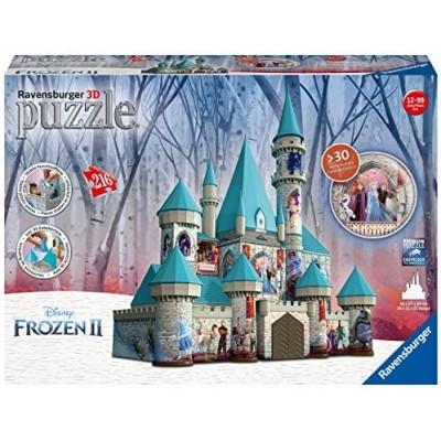 Casse-Tête 3D (216 pièces) : Frozen 2 - Le Château