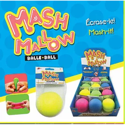Balle Anti-Stress : Mash Mallow