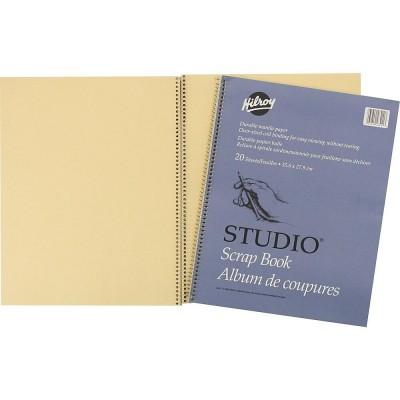 Album de Coupures (Scrap Book) 11x14po