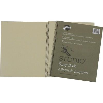 Album de Coupures (Scrap Book) 10x12po