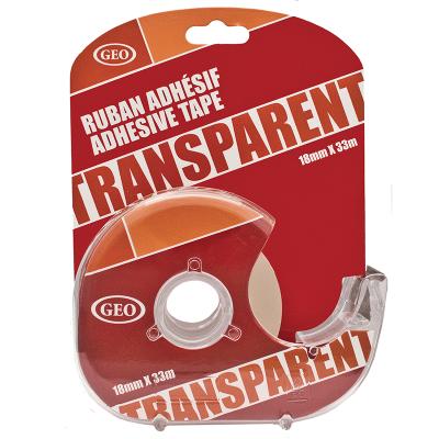 Ruban Adhésif Transparent 18x33